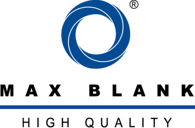 Znalezione obrazy dla zapytania max blank logo